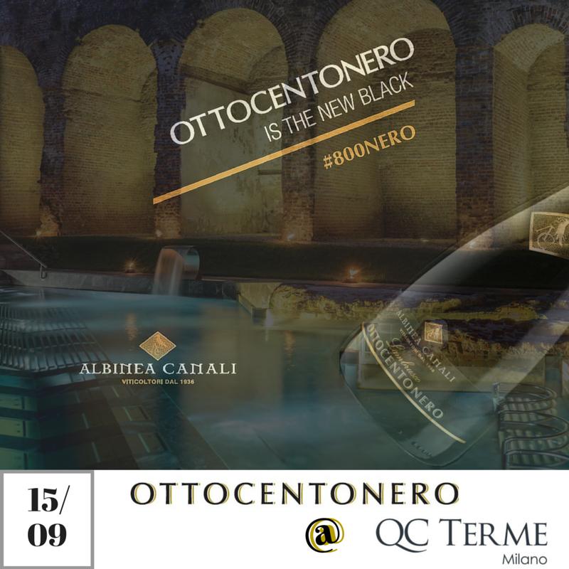 Aperitivo Ottocentonero Piazza Medaglie d'Oro Milano