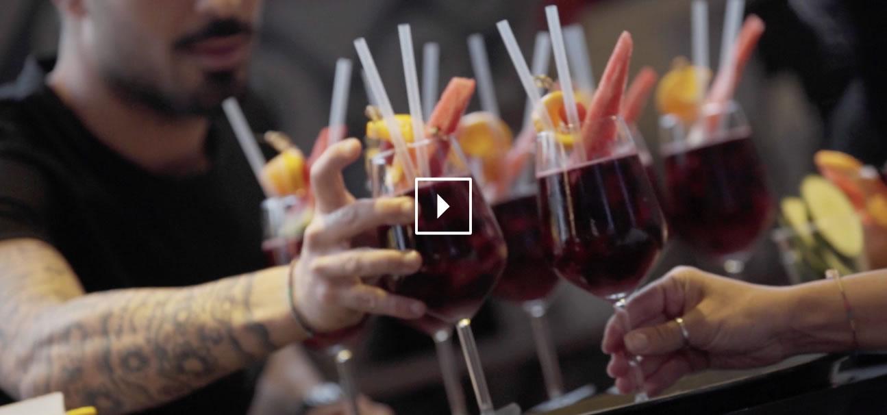800NERO protagonista dell'aperitivo milanese